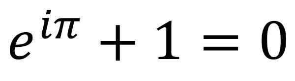 Euler Formel